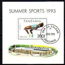Tansania Block aus aller Welt gestempelt ( intern : 288 )