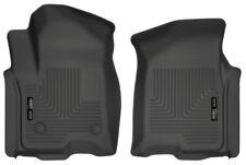 Fits 19-20 Silverado Sierra Husky Liners WeatherBeater Front Floor Mats 13211
