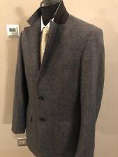 Mens Austin Reed Wool & Cashmere Tweed Style Blazer Sports Jacket Chest 40R