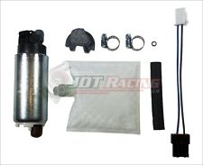 Walbro TI 255lph HP Racing Fuel Pump Kit for Subaru WRX & STi 2002-07 EJ20 EJ25