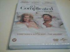 It's complicated / Pas si simple DVD Neuf avec Meryl Streep, Alec Baldwin