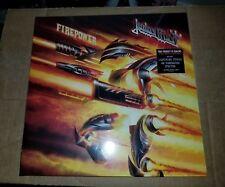 FIREPOWER Judas Priest Vinyl Brand New Ships Worldwide power metal prebook