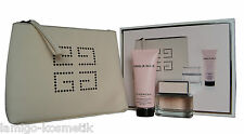 GIVENCHY DAHLIA NOIR Eau de Toilette 50ml & BODY MILK 100ml & GIVENCHY POUCH
