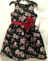 NWT Belle Badgley Mischka Girls size 12 Holiday Party Dress MSRP $74.00