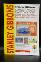 Stanley Gibbons Northern Caribbean Bahamas & Bermuda Stamp Catalogue 3rd Edition