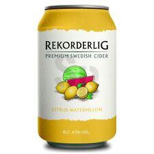 Rekorderlig Citrus Watermelon Premium Cider 4,5% vol 24 x 33cl Tray