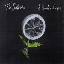 Districts,the - A Flourish And A Spoil NEW CD