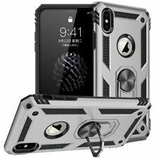 Rugged Case with 360 Stand Ring Holder For iPhone 11 Pro XS Max XR X 8 7 6s Plus