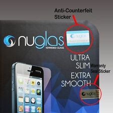 100% Genuine Nuglas Tempered Glass Screen Protector Guard iPhone 5S / 5 / 5C /SE
