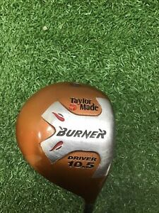 TaylorMade Burner 10.5 Degree Driver