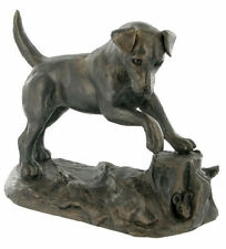 Ornaments/Figurines Metal Jack Russell Terrier Collectables
