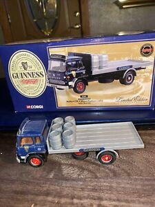 Corgi Limited Edition 23201 Guinness Delivery Truck Bedford Z 38