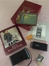 American Girl Kit Photography Set Camera Film Case Photographs Album Rare NIB!