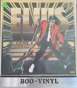Elvis Presley – The Elvis Presley Sun Collection - UK 1975 LP vinyl EX / VG+