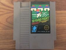 10-Yard Fight (Nintendo Entertainment System, 1985) NES Tested!