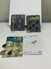 Lot Of Craft Jewelry Supplies Charms
