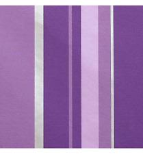 Purple Silver Stripe Striped Wallpaper Modern Stripes Vinyl