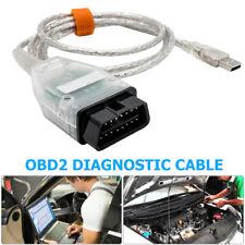 Pour BMW INPA Ediabas K + CAN D-CAN USB Interface OBD2 EOBD Diagnostique Câble