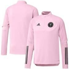 Inter Miami FC Herons Adidas Aeroready training top men's medium NWT MLS Pink