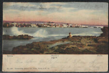 "Haifa (Syrien) - Palestine postcard ""Phonix"" n.w. 23 Berlin Germany 1903 - Caifa"