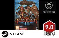 Torchlight II (2) [PC] Steam Download Key