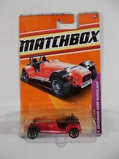 Matchbox 1/64 Sports Cars Caterham R500 Superlight