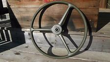 Jeep Willys M38 M38A1 M170 MB GPW Solid green steering wheel CORRECT NEW!!!