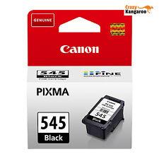 Neuf Canon d'origine PG545 Noir Cartouche d'encre pour PIXMA MG2550 (8287B001)