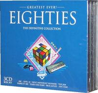 Greatest Ever Eighties 3 CD of 80s 1980s Original Music