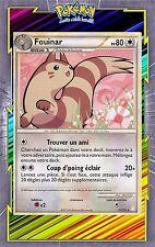 Fouinar - HS:HeartGold SoulSilver - 21/123 - Carte Pokemon Neuve Française
