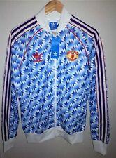 ADIDAS MANCHESTER UNITED 1990-1992 Jacket Veste - Size M - Collector, Vintage