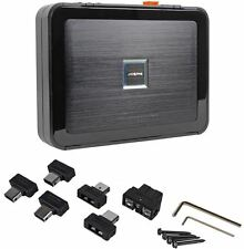 "Alpine PDX-V9 900 Watt 5-Channel Car Audio Class ""D"" Amplifier 100Wx4 + 500Wx1"