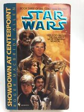 Star Wars Showdown at Counterpoint Allen Bantam 1St Printing Science Fiction