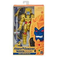 """GOLDAR Mighty Morphin Power Rangers Lightning Collection 6"""" Hasbro-Discontinued!"""