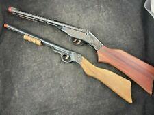 Vintage Wyandotte Michigan All Metal Products Toy Pop Gun Sotguns