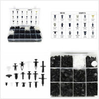 Universal 830pcs Boxed Mixed Fixed Clamp For Car Bumper Grille Engine Cover Clip