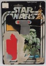 Vintage Star Wars Stormtrooper 12 Back Cardback 12A