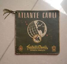 ATLANTE CARLI FRATELLI CARLI 1958