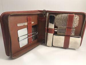 vintage mens travel grooming kit