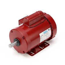 121569 1 Hp Leeson Farm Duty Electric Motor 1725 RPM, 143T, 115/208-230V, 121569