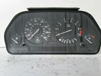BMW E34 E32 Speedo instrument cluster 160mph Possibly 6 cylinder