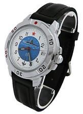 Vostok Komandirskie 431055 Military Special Forces Russian Watch Submarine Uboot