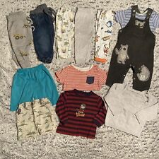 baby boys clothing bundle 9-12 months shorts Joggers
