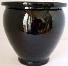 New listing Moroccan Spanish Ceramic Flower Pot Garden Drain hole Terracotta Planter Plant