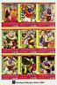 2009 AFL Teamcoach Trading Card Gold Parallel Team Set Brisbane (11)