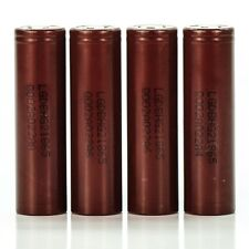 4x LG HG2 18650 3000mAh 20A Batteries | Authentic Original Battery LGDBHG21865