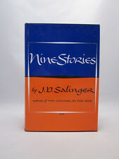 Nine Stories - J. D. Salinger - First Edition, First Printing