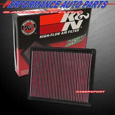 K&N 33-2286 Hi-Flow Air Intake Washable Drop in Filter for Nissan *See Detail*