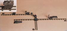 KIBRI HO scale - INDUSTRIAL RAILWAY TRACK - plastic model kit #39853