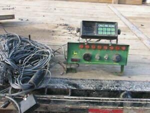 John Deere  Seed Flow Monitor Planter M-6000